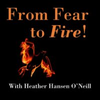 Nancy Medoff - From Fear To Fire Podcast Cover